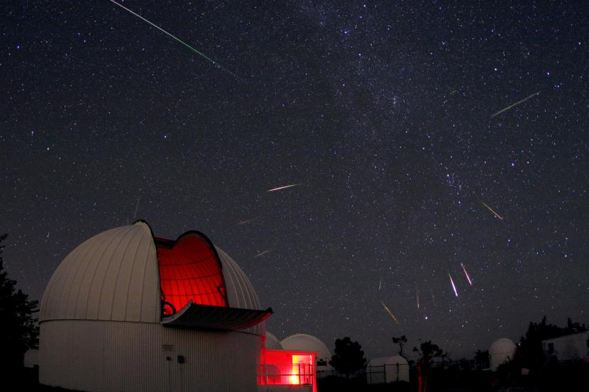 The Perseid Meteor Shower Peaks August 12th and 13th