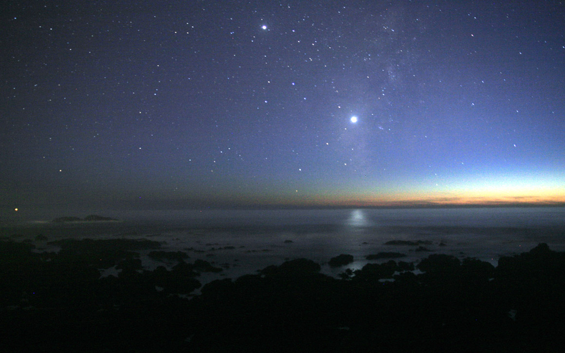 Aldebarán, Luna Llena, Venus, y mucho más en el cielo esta semana