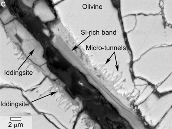 yamato-mars-meteorite-microtunnels