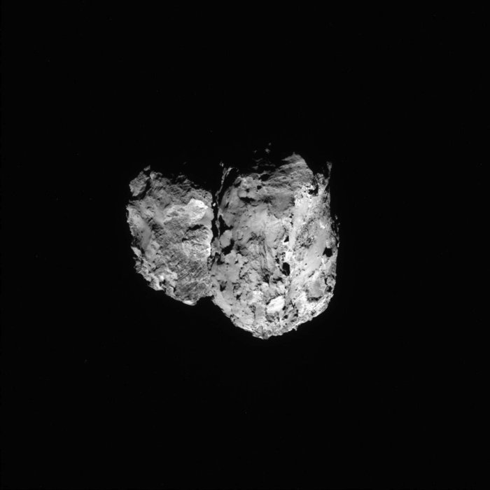 Comet Chaser Rosetta Reaches Final Destination