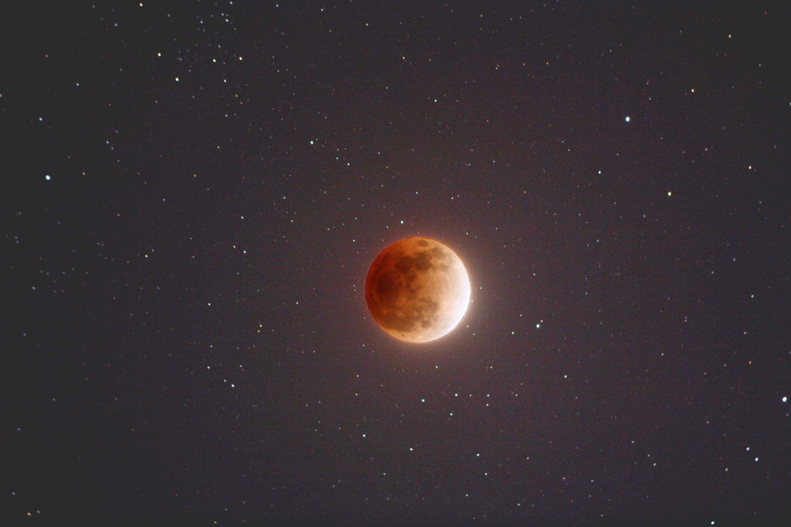 Yet Another Lunar Eclipse