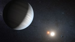 Tenth-transiting-circumbinary-planet-discovered-by-astronomers