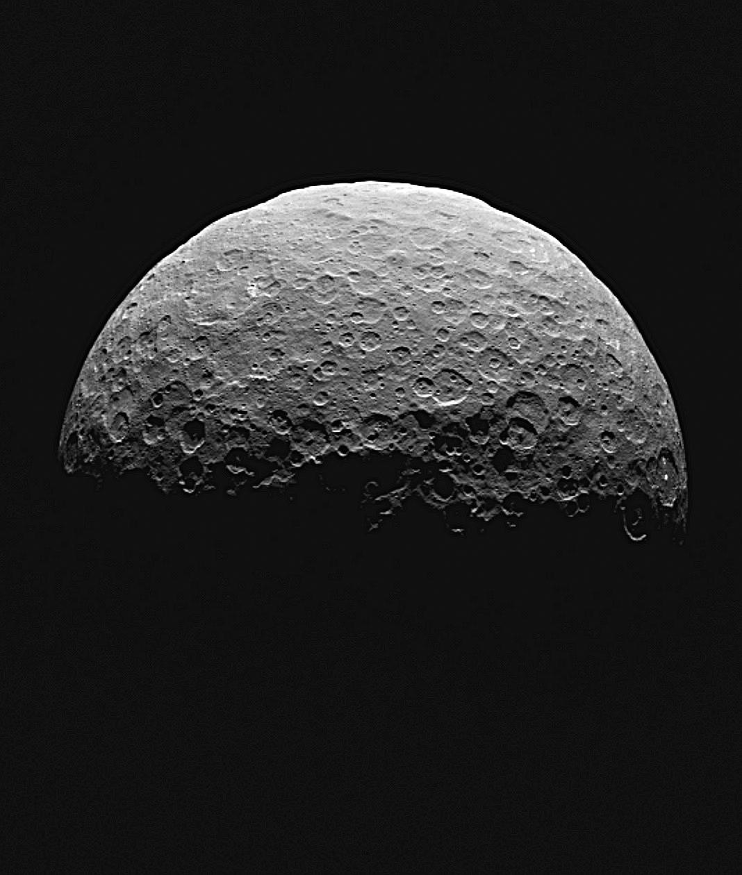 Mountains of Ceres