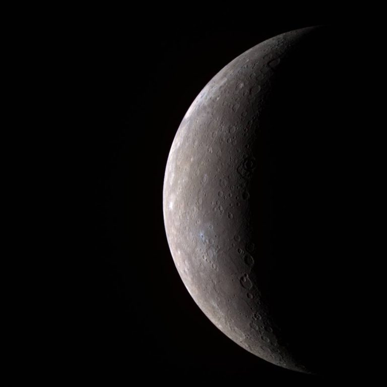 Inside Our Solar System: Planet Mercury