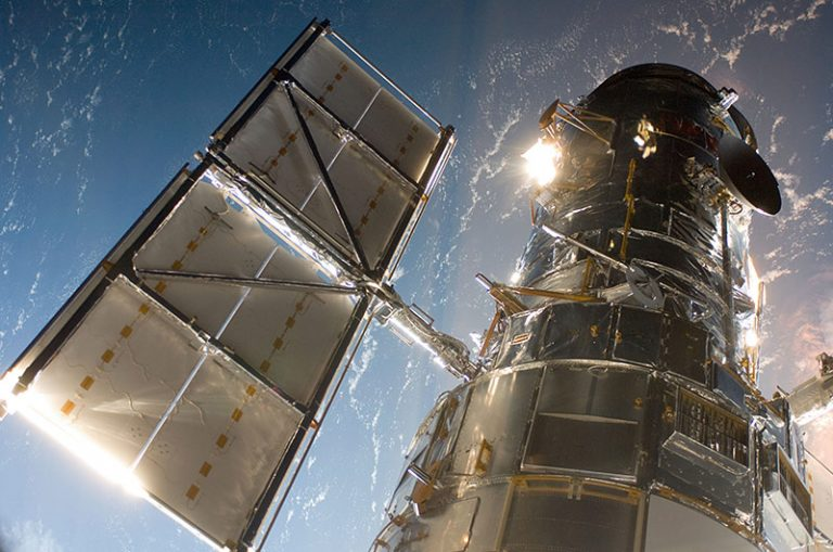 Origins: The Hubble Space Telescope