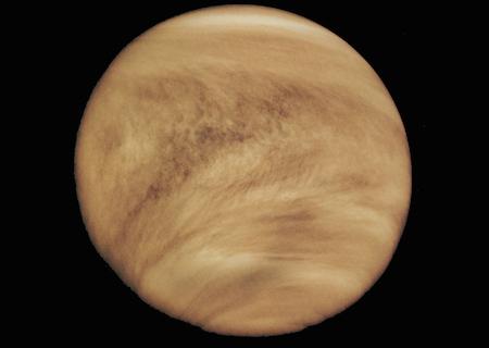 Clouds on Venus