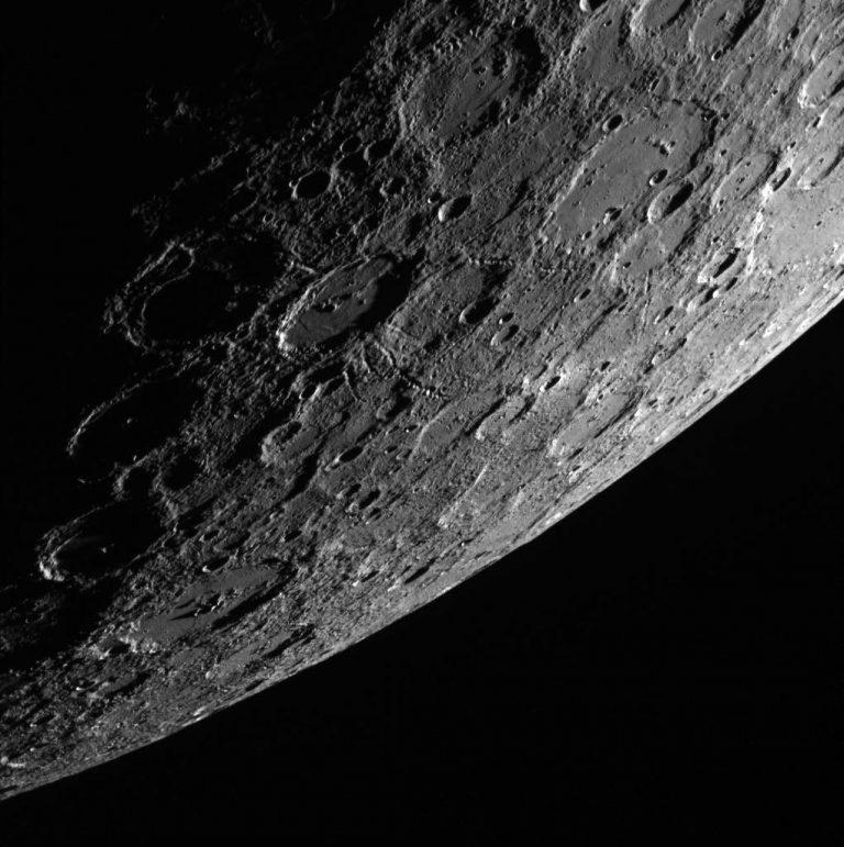 Dentro de nuestro Sistema Solar: El Planeta Mercurio