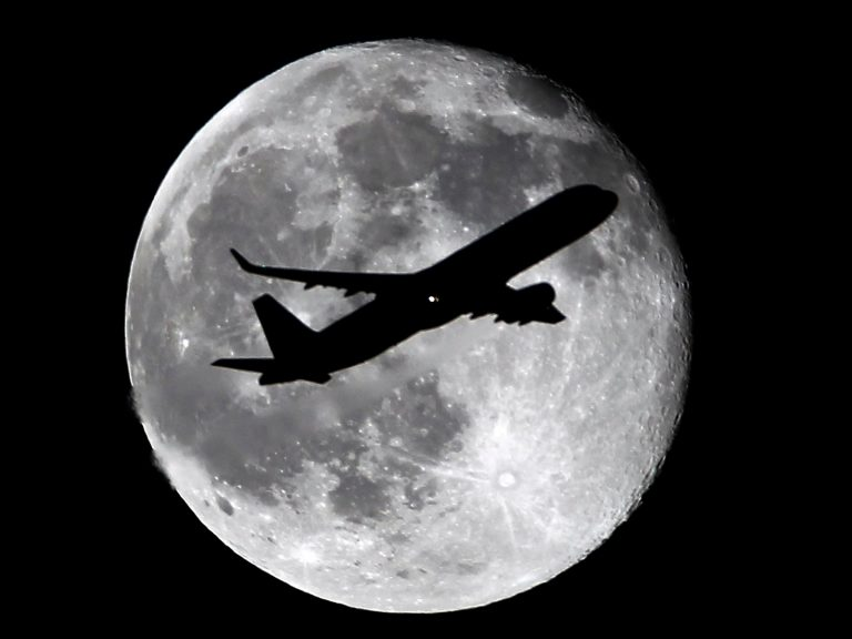 Monday's Unique Supermoon Won't Repeat for Another 18 Years