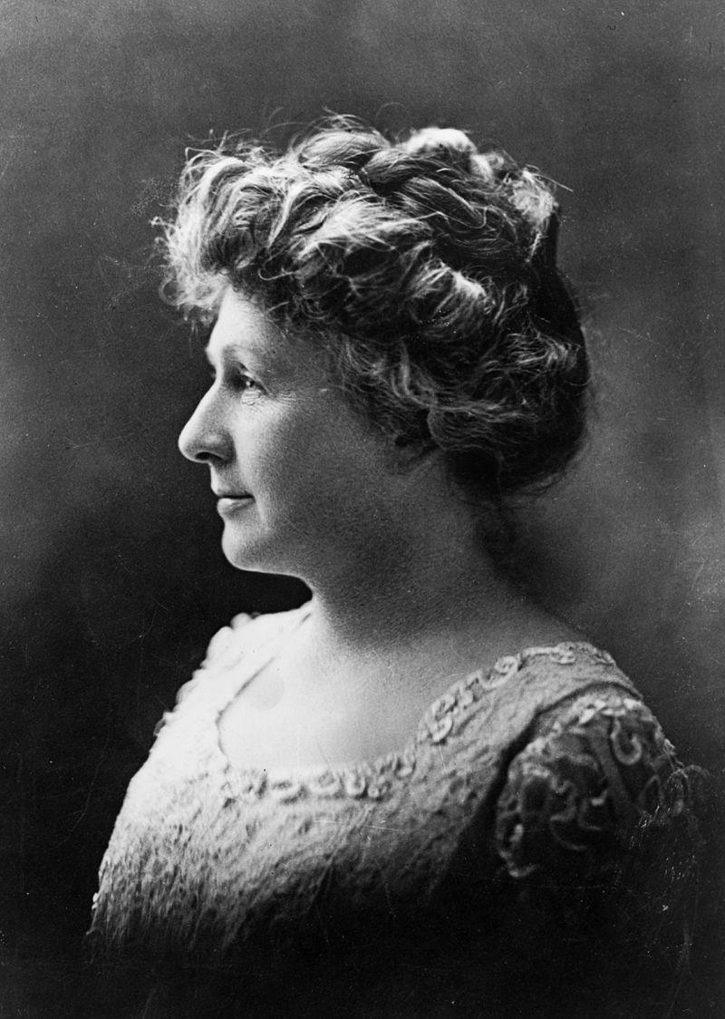 Portrait of Annie Cannon in 1922. Credit: http://www.britannica.com/EBchecked/topic/92776/Annie-Jump-Cannon