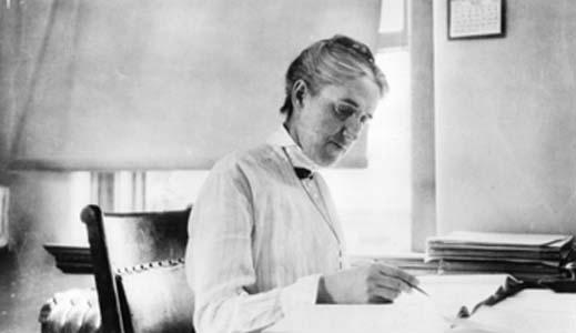 Henrietta Leavitt. Credit: American Institute of Physics, Emilio Segrè Visual Archives
